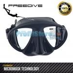 Σετ Κατάδυσης με Μάσκα Σιλικόνης  Micromask Xifias 814 - Αναπνευστήρα και Θήκη για την Μάσκα