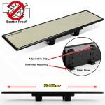 Καθρέπτης Αυτοκινήτου Υψηλής Ορατότητας Μηδενικής Παραμόρφωσης Maxeed 8263- Flat Scatter Proof Rear View Mirror για ορατότητα στα τυφλά σημεία.