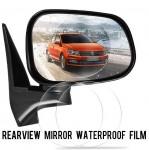 Αόρατο Προστατευτικό Φιλμ Καθρέφτη Αυτοκινήτου για Ορατότητα και Ασφαλή Οδήγηση στη Βροχή - Rainproof Mirror Protector