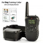 Ηλεκτρονικό Κολάρο Εκπαίδευσης Σκύλου με 3 Λειτουργίες, 200 Στάδια Έντασης & Τηλεχειριστήριο