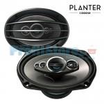 Ηχεία Αυτοκινήτου Οβάλ 6X9 - 1000W max - Planter TS-A6994S