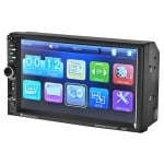 Οθόνη Αφής Αυτοκινήτου Bluetooth - Multimedia 7 inch Car Audio Stereo MP5 Player 7060B