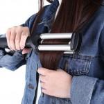 Τριπλή Μασιά Μαλλιών για Κυματιστά Μαλλιά - Kemei Perfect Curl KM-2022