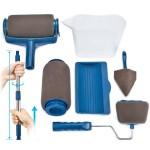 Έξυπνο Σετ Βαφής με 2 Ρολά, Εργαλείο για τις Γωνίες & Κοντάρι Προέκτασης για Εύκολο Βάψιμο