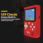 Ρετρό Φορητή Κονσόλα - Παιχνιδομηχανή με 129 Παιχνίδια - Retro Game Console 129 Games