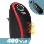 Νέα Μίνι Σόμπα Πρίζας 400Watt Με Τηλεκοντρόλ - Mini Handy Heater Wonder Warm
