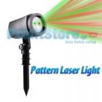 Νυχτερινός Γιορτινός Φωτισμός με Χριστουγεννιάτικες Προβολές & Τηλεχειριστήριο - Xmas Laser Projector Pattern