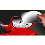 Τζάμι ανταλλακτικό για Καθρέπτη Αυτοκινήτου CarSun 17488