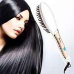Θερμαινόμενη Χτένα Ισιώματος Μαλλιών 60W Gemei GM-2973