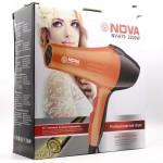 Επαγγελματικό Σεσουάρ Μαλλιών 2200W Nova NV-679