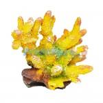 Ρεαλιστικό Διακοσμητικό Κοράλι  για Ενυδρεία - Aquarium Coral 17689 12x11cm