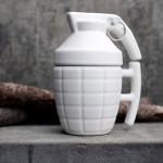 Ρεαλιστική Κούπα Καφέ σε Σχήμα Χειροβομβίδα - Grenade Mug 280ml