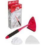 Εργαλείο Λαβή Με Πανί Με Μικροΐνες Καθαρισμού Τζαμιών Και Καθρεπτών Pane Dr