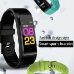 Αδιάβροχο Ρολόι Smart Watch Άθλησης Activity Tracker με Πιεσόμετρο, Παλμογράφο, Μέτρηση Βημάτων & Ποιότητας Ύπνου