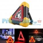 Επαναφορτιζόμενος Φακός Εργασίας - Φωτιστικό Ασφαλείας - Powerbank - COB LED 500 Lumens - Τρίγωνο Αυτοκινήτου  HB-66099