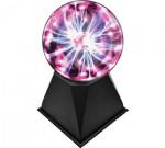 Γυάλινη Σφαίρα με Πυρήνα Αστραπής - Magic Plasma Ball 22,5cm
