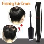 Επαγγελματικό Βουρτσάκι για Περιποιημένο Χτένισμα  Διάφανη Κρέμα -Τζελ για Φύτρες - Glamza Finishing Hair Cream 15g