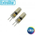 Λαμπτήρας LED ExtraStar 1W G4 με Ψυχρό Φως