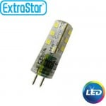 Λαμπτήρας LED ExtraStar 3,3W G4 με Θερμό Φως