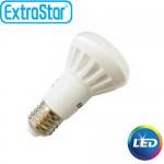 Λαμπτήρας LED ExtraStar R63 10W E27 με Θερμό Φως