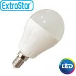Λαμπτήρας LED ExtraStar B55 5W E14 με Φυσικό Φως