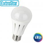 Λαμπτήρας LED ExtraStar B60 15W E27 με Θερμό Φως