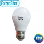 Λαμπτήρας LED ExtraStar B60 12W E27 με Θερμό Φως
