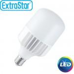 Λαμπτήρας LED ExtraStar 60W E40 με Ψυχρό Φως