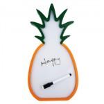 Πίνακας Μηνυμάτων Ανανάς LED - Pineapple Lightbox LED