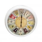 Ρολόι Τοίχου Vintage 33cm 1002
