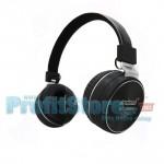 Ασύρματα On-Ear Ακουστικά Bluetooth με Aux, SD/TF, FM Radio & Μικρόφωνο - Foldable Wireless Headphones