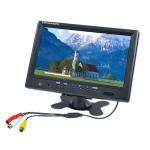 """Μεγάλο Μόνιτορ - Οθόνη TFT 9"""" Αυτοκινήτου RCA - Προσκέφαλο Καθίσματος - Σπιτιού Παρακολούθησης CCTV με Τηλεχειριστήριο"""