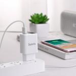 Αντάπτορας - Φορτιστής με 2 Θύρες USB & Βολτόμετρο - Dual Port & Digital Display USB Charger