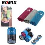 Πετσέτα Γυμναστηρίου Ψύξης Romix Cool Towel