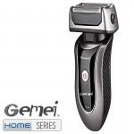 Επαναφορτιζόμενη Ξυριστική Μηχανή με Τριπλή Λεπίδα - Gemei Rechargeable Shaver