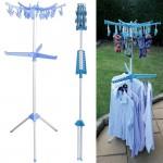 Πρακτική Κρεμάστρα - Απλώστρα Ρούχων 1,63εκ - Foldable Clothes Drying Airer