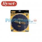 Διαμαντόδισκος Κοπής Δομικών Υλικών Liyset 230mm