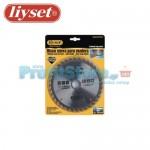 Δίσκος Κοπής Ξύλου με Καρφιά για Δισκοπρίονο Liyset 160mm και 36 Δόντια