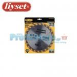Δίσκος Κοπής Ξύλου με Καρφιά για Δισκοπρίονο Liyset 300mm και 24 Δόντια