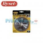 Δίσκος Κοπής Ξύλου με Καρφιά για Δισκοπρίονο Liyset 115mm και 36 Δόντια