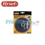 Βάση Γωνιακού Τροχού και Δράπανου για Γυαλόχαρτα Velcro Liyset 115mm