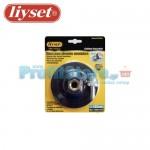 Βάση Γωνιακού Τροχού και Δράπανου για Γυαλόχαρτα Velcro Liyset 105mm