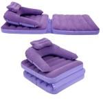 Φουσκωτός Αναδιπλούμενος Καναπές Κρεβάτι - Fiocked Folding Chair