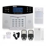 Πλήρες Ασύρματο Σύστημα Συναγερμού με Ειδοποίηση GSM SMS Alarm – PG500