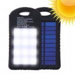 Ηλιακός Φορτιστής & Φωτιστικό Επιβίωσης - Survival Solar Power Bank SPB900