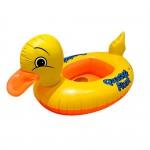 Παιδικό Σωσίβιο Κάθισμα Παπάκι - Φουσκωτό Θαλάσσης - Baby Inflatable Duck