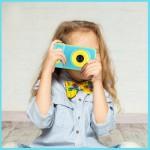 Παιδική Φωτογραφική Μηχανή Βιντεοκάμερα - Summer Vacation Baby Camera