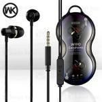 Ακουστικά Ψείρες με Καλώδιο Wi90 - In-Ear Wired Earphone