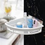 Γωνιακό Ράφι Αποθήκευσης για το Μπάνιο - Ντουζιέρα - Multicolored Corner Rack
