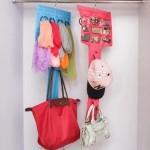 Κρεμαστή Θήκη Οργάνωσης για Κοσμήματα, Τσάντες, Φουλάρια κλπ - Jewelry & Accessories Bag